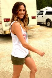 Jana Kramer - Kicker Country Stampede - June 2014