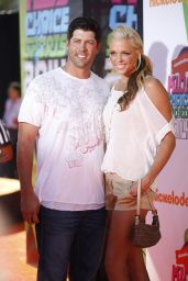 Jennie Finch – 2014 Nickelodeon Kids Choice Sports Awards