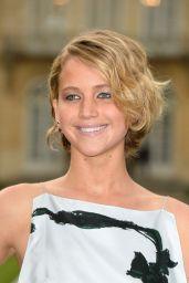 Jennifer Lawrence – Christian Dior Fashion Show During Paris Fashion Week – June 2014