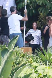 Jennifer Lawrence Photoshoot Set in Los Angeles - July 2014