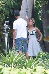 Jennifer Lawrence Photoshoot Set in Los Angeles - July 2014