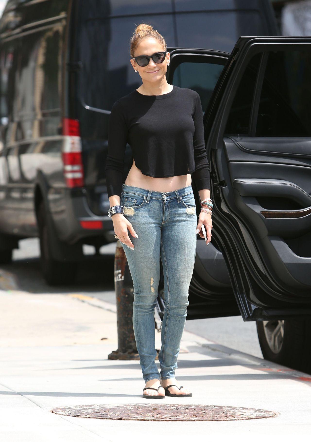 Red Women Jeans