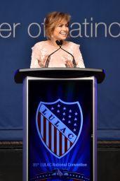 Jennifer Lopez - LULAC/NUVOtv Unity Luncheon in New York City - July 2014