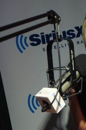 Jenny McCarthy - SiriusXM Studios in New York City - July 2014