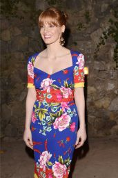 Jessica Chastain - Ischia (Italy) Global Film & Music Festival -  Day 1