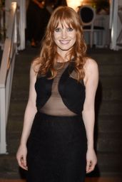 Jessica Chastain – Ischia (Italy) Global Film & Music Festival – Day 2