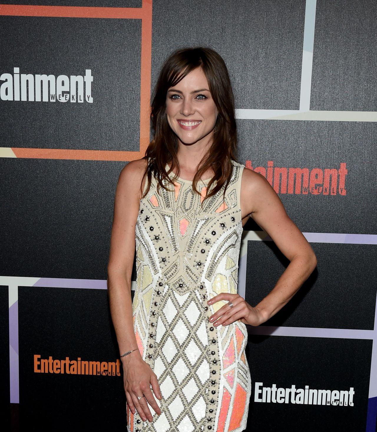 Jessica Stroup – EW's Comic-Con 2014 Celebration in San Diego