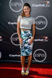 Jessica Szohr - 2014 ESPY Awards at the Nokia Theatre in Los Angeles