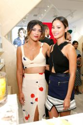 Jessica Szohr – Birchbox Flagship Store opening in New york City