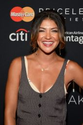 Jessica Szohr – Citi AAdvantage & MasterCard Cardmembers – Justin Timberlake Concert in NYC
