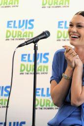 Jessie J - The Elvis Duran Z100 Morning Show - July 2014