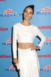 Jordana Brewster - Mr. Clean Summer Fashion Party in New York City - July 2014