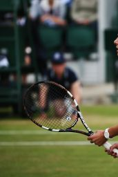 Julia Goerges – Wimbledon Tennis Championships 2014 – 2nd Round Doubles