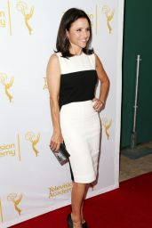 Julia Louis-Dreyfus - 2014 Emmy Awards Celebration in Beverly Hills
