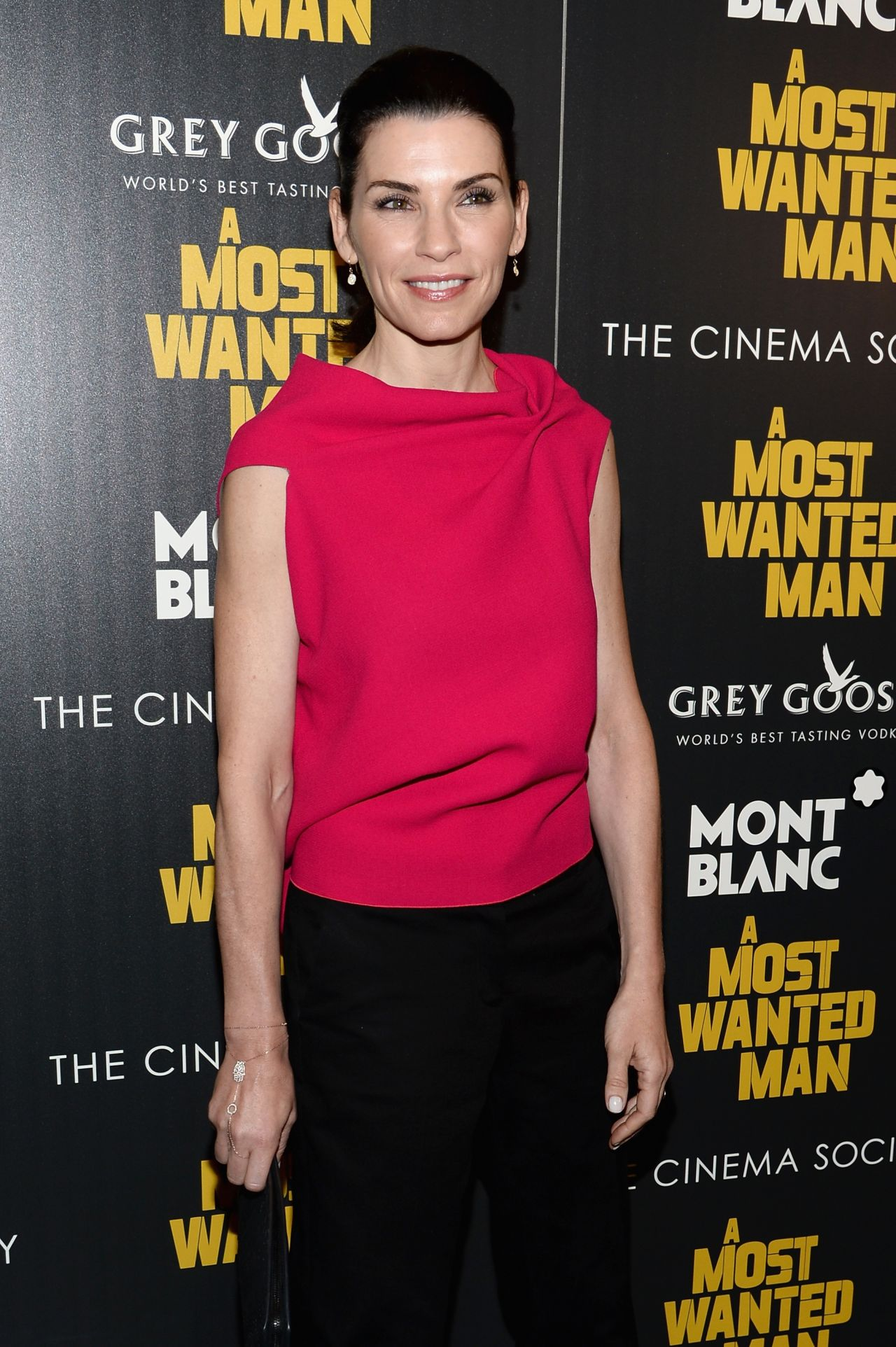 Julianna Margulies – 'A Most Wanted Man' Premiere in New York City
