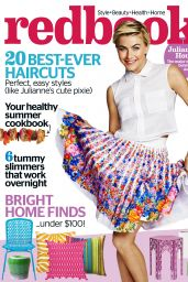 Julianne Hough - Redbook Magazine - August 2014 Issue