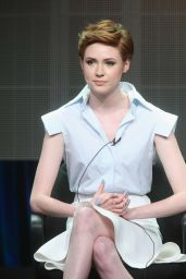 Karen Gillan in Ellery at Disney/ABC 2014 TCA Summer Press Tour in Beverly Hills