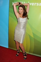 Kari Wuhrer - NBCUniversal 2014 Summer TCA Tour in Beverly Hills