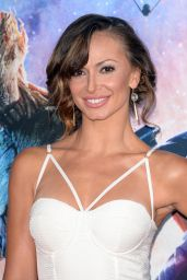 Karina Smirnoff – 'The Guardians of the Galaxy' World Premiere in Los Angeles