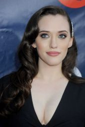 Kat Dennings – CBS, CW And Showtime Summer 2014 TCA Tour