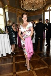 Katarina Witt Opening of the Munich Opera Festival in Munich - June 2014