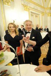 Katarina Witt Opening of the Munich Opera Festival in Munich - June 2014