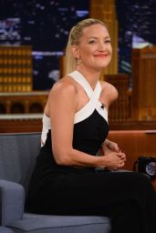 Kate Hudson - The Tonight Show Starring Jimmy Fallon - July 2014