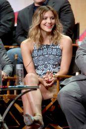 Katharine McPhee - CBS 2014 Summer TCA in Beverly Hills