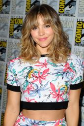 Katharine McPhee - CBS Scorpion Panel at Comic-Con 2014 in San Diego