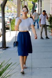 Katharine McPhee - Out in Beverly Hills - July 2014