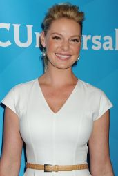 Katherine Heigl - NBCUniversal 2014 Summer TCA Tour in Beverly Hills
