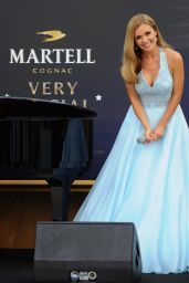Katherine Jenkins Hosts A Martell Very Special Nights Event in Oxford - July 2014
