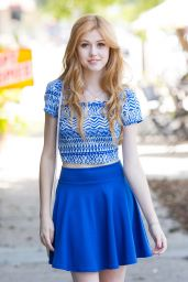 Katherine McNamara Photoshoot in Los Angeles - July 2014