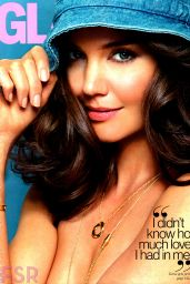 Katie Holmes - Glamour Magazine August 2014 Issue