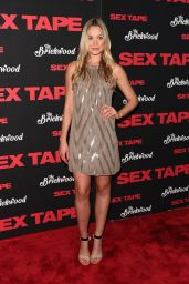 Katrina Bowden – 'Sex Tape' Movie Premiere in New York City