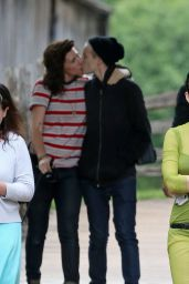 Katy Perry - Black Creek Pioneer Village in Toronto - July 2014