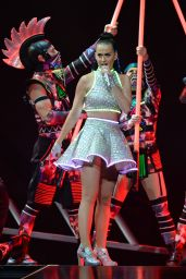 Katy Perry Perfoms at Prismatic Tour at MSG in New York City - July 2014