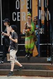 Katy Perry Street Style - Out in New York City on July 2014