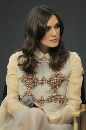 Keira Knightley  in London - Regent Street Apple Store, July 2014