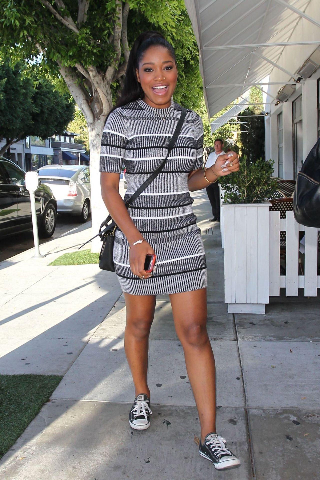 Keke Palmer Celebrates Her Birthday in Malibu - August 2014 |Keke Palmer 2014