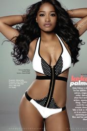Keke Palmer - Runway Magazine - Summer 2014 Issue