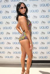 Kenda Perez – 2014 UFC Pool Party in Las Vegas
