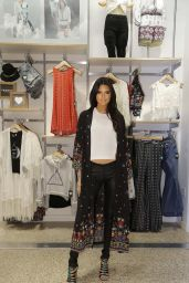 Kendall Jenner and Kylie Jenner - Launch of PacSun Collection - July 2014