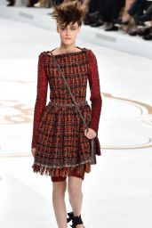Kendall Jenner Chanel Haute Couture Runway - Paris Fashion Week – July 2014