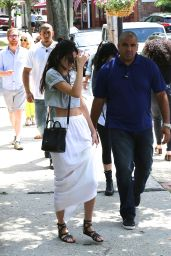 Kendall Jenner & Kylie Jenner - Going to Get Ice Cream in The Hamptons - June 2014