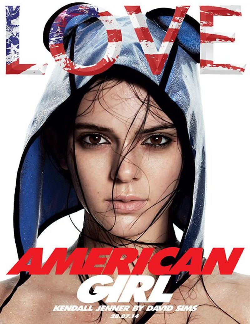 Kendall Jenner - LOVE Magazine Fall / Winter  2014