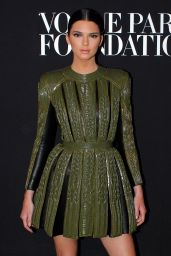 Kendall Jenner - Vogue Foundation Gala - Paris Fashion Week – July 2014