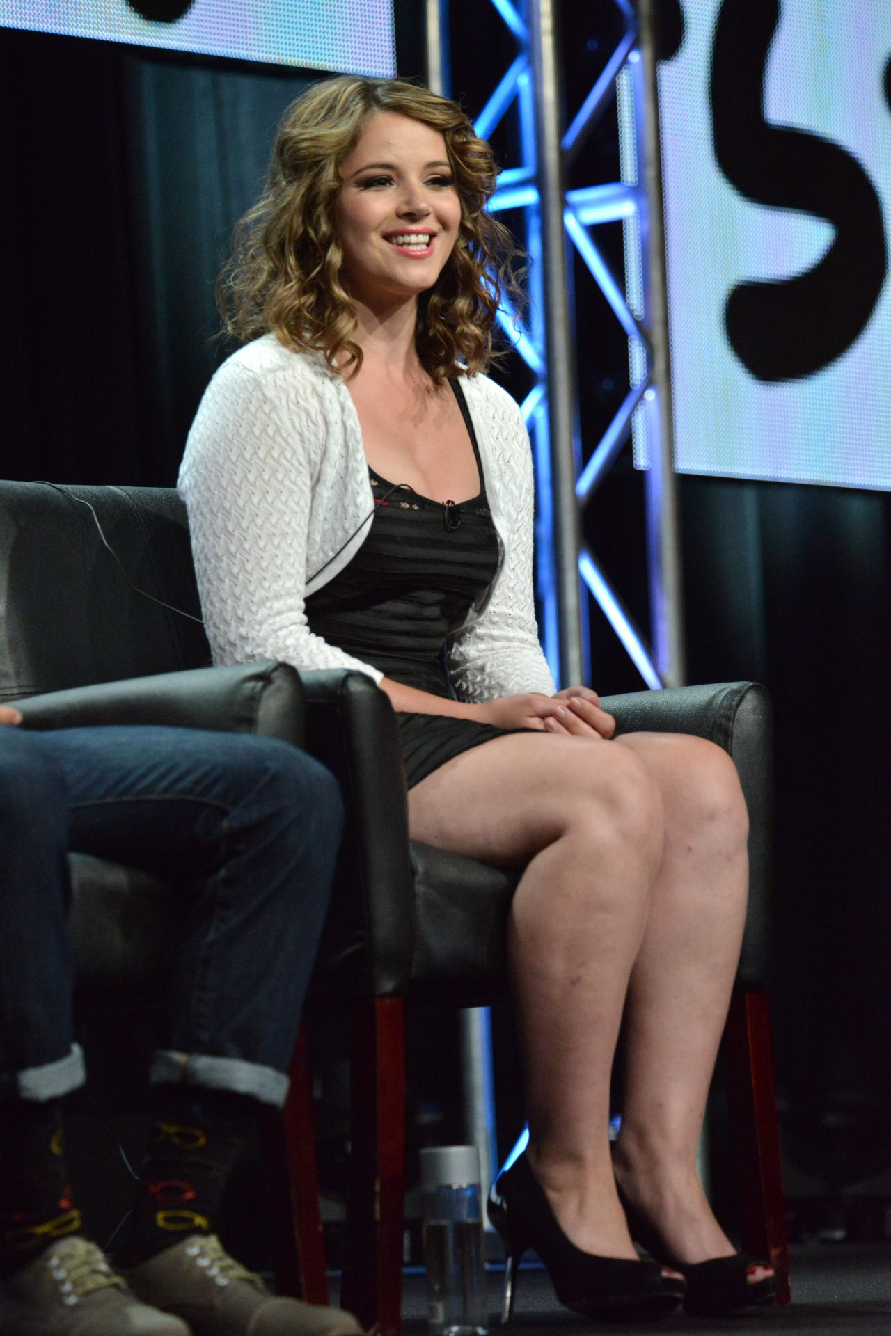 Kether Donohue - FX Summer 2014 TCA Tour