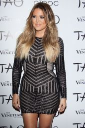 Khloe Kardashian - 30th Birthday Party at Tao Nightclub in Las Vegas