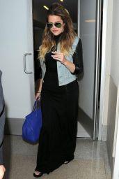 Khloe Kardashian at LAX Airport - July 2014